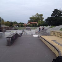 Photo taken at Skate Park by Clément N. on 10/8/2013