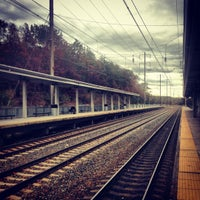 Photo taken at BWI Amtrak/MARC Rail Station (BWI) by Matt on 10/31/2012