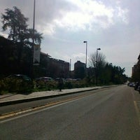 Photo taken at Viale Libertà by Davide L. on 3/29/2016