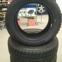 Photo taken at Sears Auto Center by Molly M. on 11/12/2012