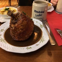 "Photo taken at Rosi's Restaurant ""Schinderhannes"" by John S. on 1/7/2014"