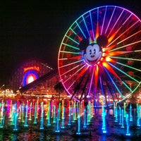 Photo taken at Disney California Adventure Park by Marilyn L. on 9/6/2013