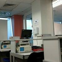 Photo taken at APU Communication Lab by Samson C. on 12/9/2013