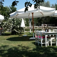 Photo taken at Göl Evi by Hakkı K. on 6/15/2014