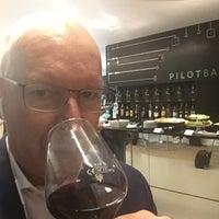 """Photo taken at Alitalia Freccia Alata Lounge """"Bramante"""" by Flavio R. on 6/17/2016"""