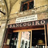Photo taken at Bancogiro by Flavio R. on 2/14/2015
