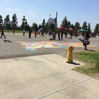 Photo taken at Olympic View Elementary School by Julieta H. on 5/18/2016