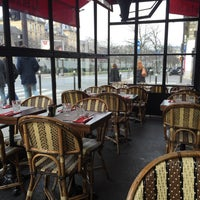 Photo taken at Café Pasteur by Thierry F. on 1/22/2016