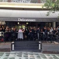9/22/2013 tarihinde Asli C.ziyaretçi tarafından Delicatessen'de çekilen fotoğraf
