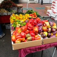 Photo taken at Old Oakland Farmers' Market by Rod B. on 9/13/2013