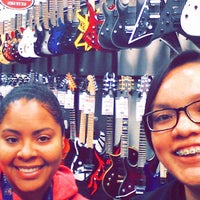 Photo taken at Guitar Center by Amy B. on 1/23/2015