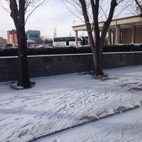 Photo taken at Karapınar Otogarı by Mehmet Emin Ö. on 12/11/2013
