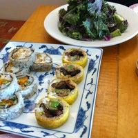 Photo taken at Miya's Sushi by Rachel M. on 5/30/2013
