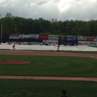 Photo taken at Eastwood Field by David E. on 5/17/2014