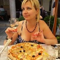 Photo taken at Pizzeria Bella Napoli by Marina A. on 6/28/2014