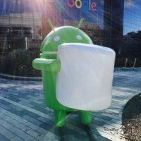 Photo taken at Googleplex - 2000 by Joe on 12/11/2015