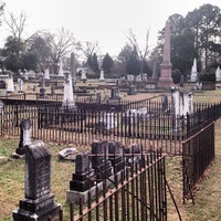 Photo taken at Madison Cemetery by Brian O. on 12/28/2013