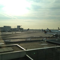 Photo taken at Dortmund Airport 21 (DTM) by Oleg P. on 8/29/2013
