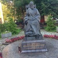 Снимок сделан в Мемориальный музей-квартира Святого Праведного Иоанна Кронштадтского пользователем Юлия Ф. 8/22/2014