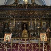 Photo taken at Ιερός Ναός Εισοδίων της Θεοτόκου by TC Ömür G. on 9/2/2017