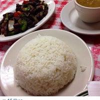 Photo taken at Margot Restaurant by Mariela N. on 4/1/2014