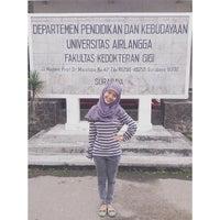Photo taken at Fakultas Kedokteran Gigi by Yusiar P. on 4/25/2014