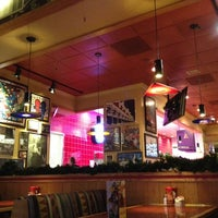 Photo taken at Red Robin Gourmet Burgers by Kyle Y. on 12/25/2012