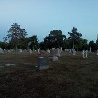 Photo taken at Ripley Cemetery by Josiah P. on 9/13/2013