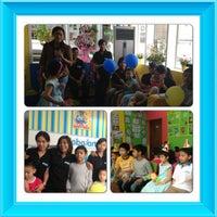 Photo taken at Global Art Myanmar ( Art School ) by Wai M. on 8/28/2013