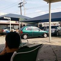 Photo taken at Manotas Car-Wash by Erick G. on 4/12/2014