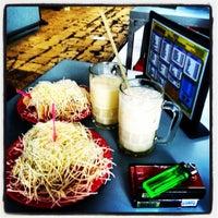 Photo taken at Cafe Madtari by Agung H. on 3/21/2013