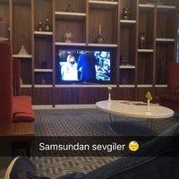 Photo taken at Hampton by Hilton Samsun by Mahmut H. K. on 9/20/2015