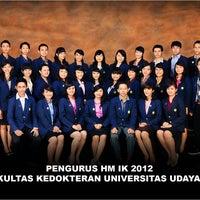 Photo taken at Fakultas Kedokteran by Koko P. on 4/9/2013