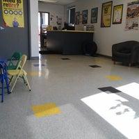 Photo taken at Meineke Car Care Center by Joe Z. on 8/22/2013