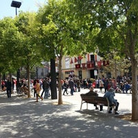 Foto tomada en Plaça de l'Ajuntament por Oriol P. el 4/21/2013
