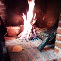 Photo taken at La Tana by Vincenzo G. on 12/29/2013
