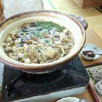 Photo taken at 東家 by pomcruise on 10/7/2012