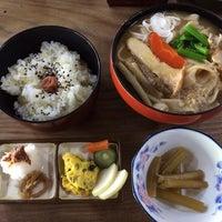 Photo taken at おっきりこみのふる里 by pomcruise on 5/17/2014