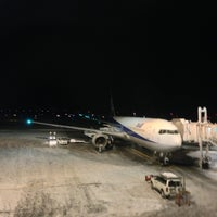 Photo taken at 新千歳空港 貨物ターミナル by Taka M. on 12/24/2012