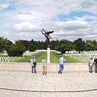Photo taken at Henri-Chapelle American Cemetery and Memorial by Frenk K. on 7/29/2017