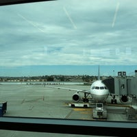 Photo taken at Gate 45 by Mike C. on 8/26/2013