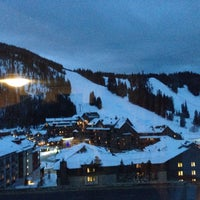 Photo taken at Winter Park Mountain Lodge by Michael D. on 1/6/2015
