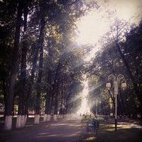 Photo taken at Центральный парк by Василий М. on 8/21/2013