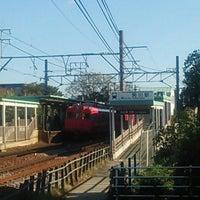 Photo taken at Otogawa Station (NH12) by zoumasa on 10/26/2013