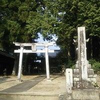 Photo taken at 舟多神社 by zoumasa on 9/22/2013
