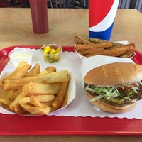 Photo taken at Biggie's Burgers by Jose M. on 6/7/2017