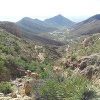 Photo taken at McKelligon Canyon by Julio P. on 8/31/2013