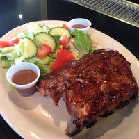 Photo taken at Sticky Chicken & Ribs by Eliana C. on 10/7/2013