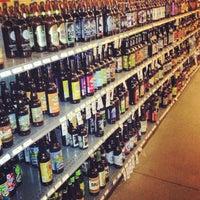 Photo taken at Tipsy's Liquor World by Evan C. on 7/6/2013