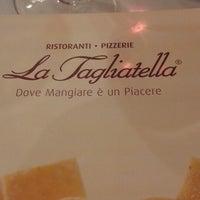Photo taken at La Tagliatella by Toni C. on 3/24/2013